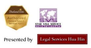 Authorized Thailand Elite Visa Agent